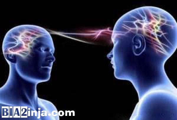 تصویر از خواندن ذهن افراد توسط زنان واقعیت دارد !!