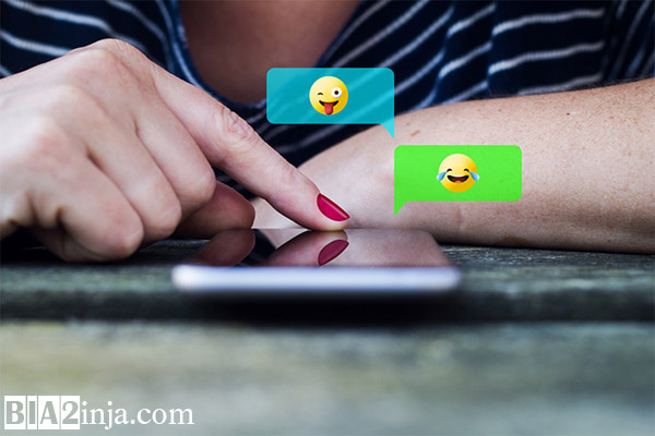 تصویر از ایموجی ها در مکالمههای متنی آنلاین ما چه نقشی دارند
