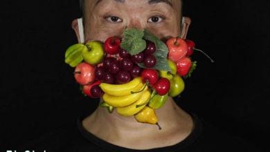تصویر از ماسکهای عجیب و غریب