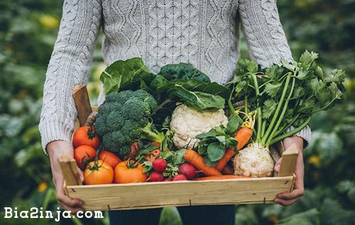 این سبزیجات سالم را بیشتر مصرف کنید