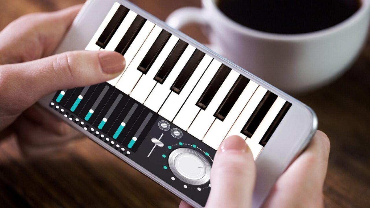 معرفی ۶ اپلیکیشن برای یادگیری نواختن پیانو