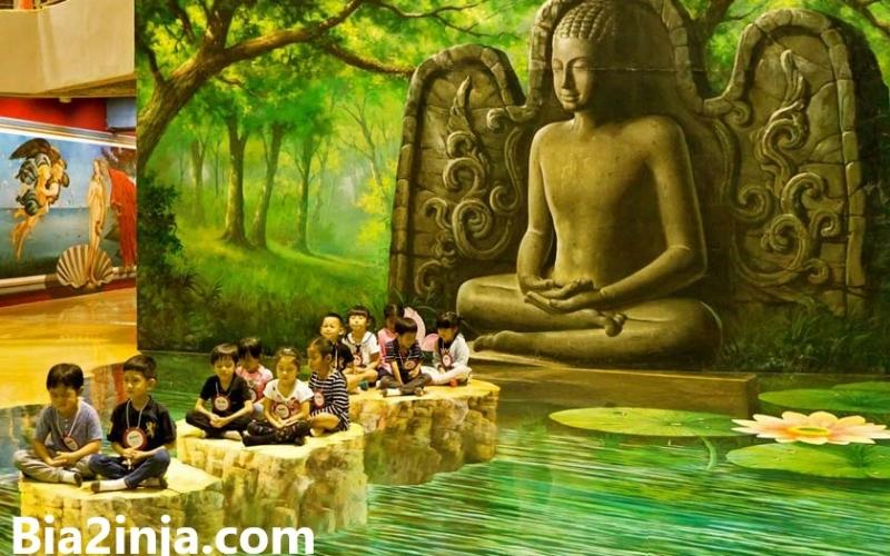 موزه هنر در بهشت بانکوک (آرت این پارادایس)