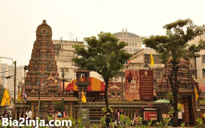 در مورد معبد سری ماهاماریان