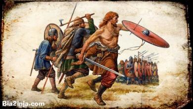 تصویر از 10 سلاح محبوب دوران باستان