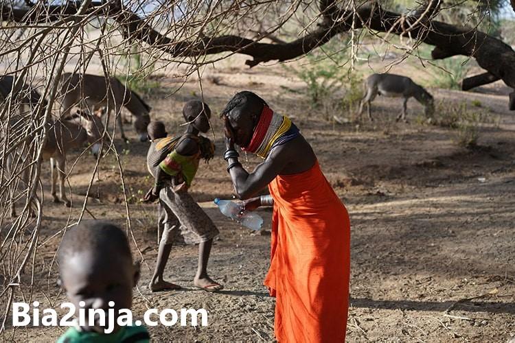 تصویر از جهان گرمتر؛ جهان گرسنهتر