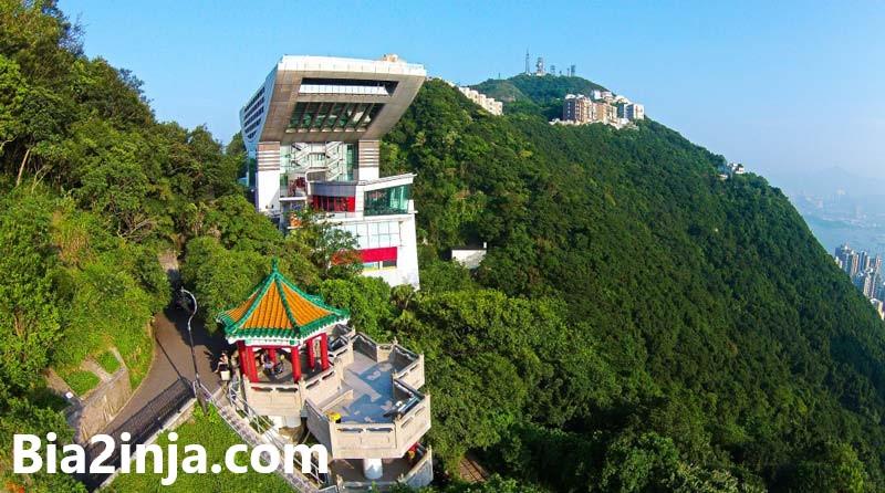 تصویر از در مورد قله ویکتوریا (هنگ کنگ)