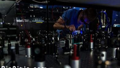 تصویر از ساخت خط کشی برای اندازه گیری جهان