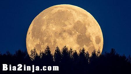 تصویر از حقایقی جالب از کره ماه