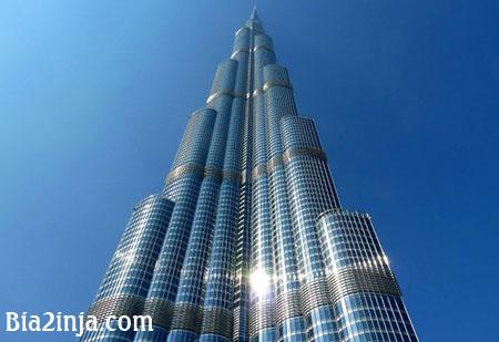 آشنایی با بلندترین برجهای جهان