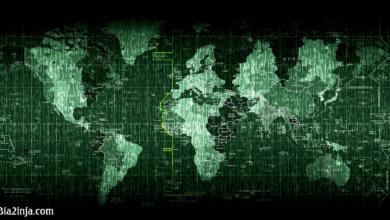 تصویر از والپیپر نقشه ها