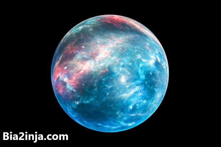 تصویر از زمین سکونتپذیرترین سیاره جهان نیست