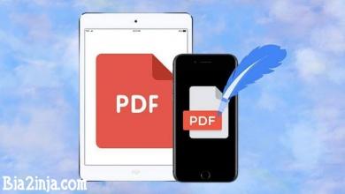 تصویر از 5 مورد از بهترین برنامههای ویرایش PDF در اندروید