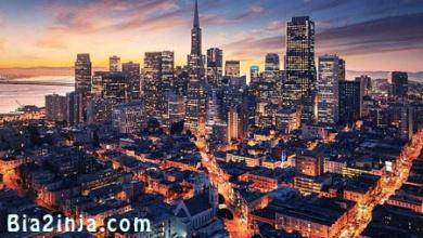 تصویر از دیدنی های سان فرانسیسکو