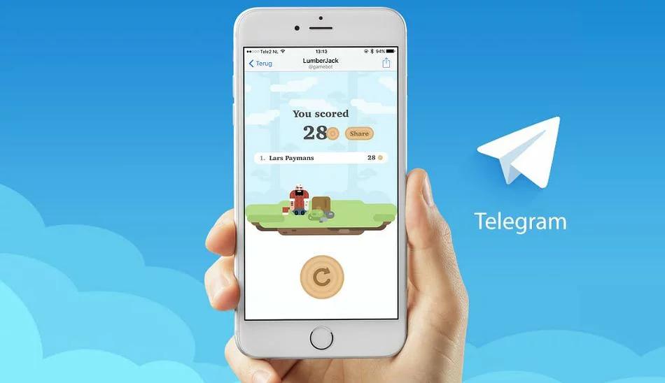 معرفی بهترین ربات های بازی تلگرام