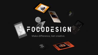 تصویر از معرفی اپلیکیشن FocoDesign