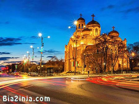 آشنایی با وارنا بزرگترین شهر ساحلی در بلغارستان