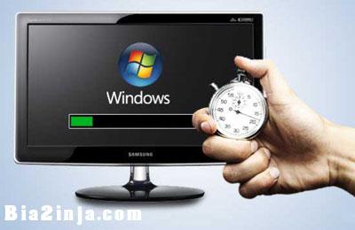 تصویر از افزایش سرعت در ویندوز 10,8,7